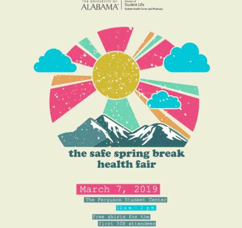 The 2019 Safe Spring Break Fair